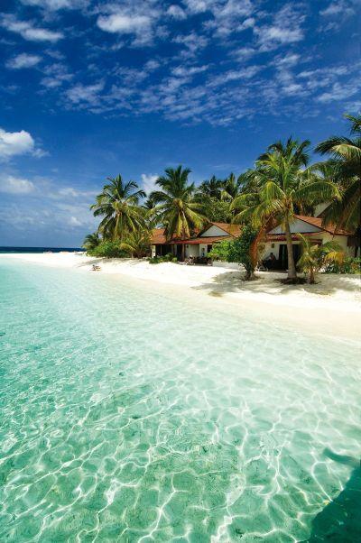 Diamonds Thudufushi Fantastic snorkeling,...   Luxury ...