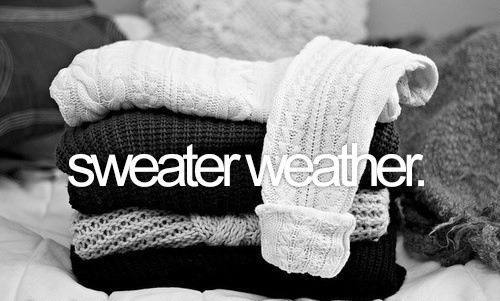 winter clothing on Tumblr