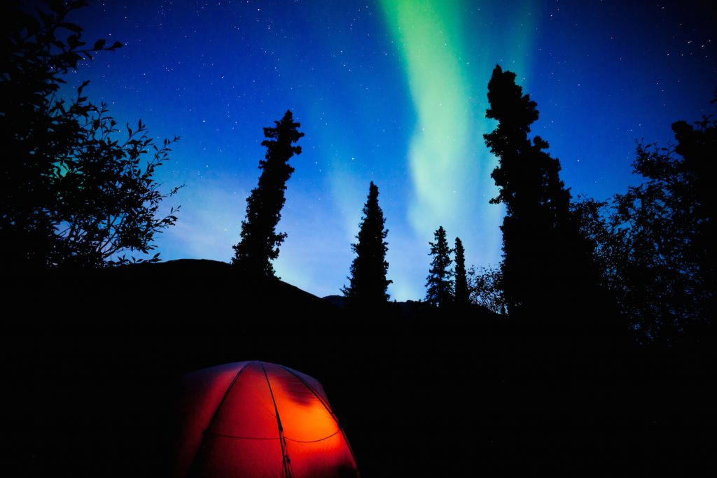 Best Place Canada Northern Lights