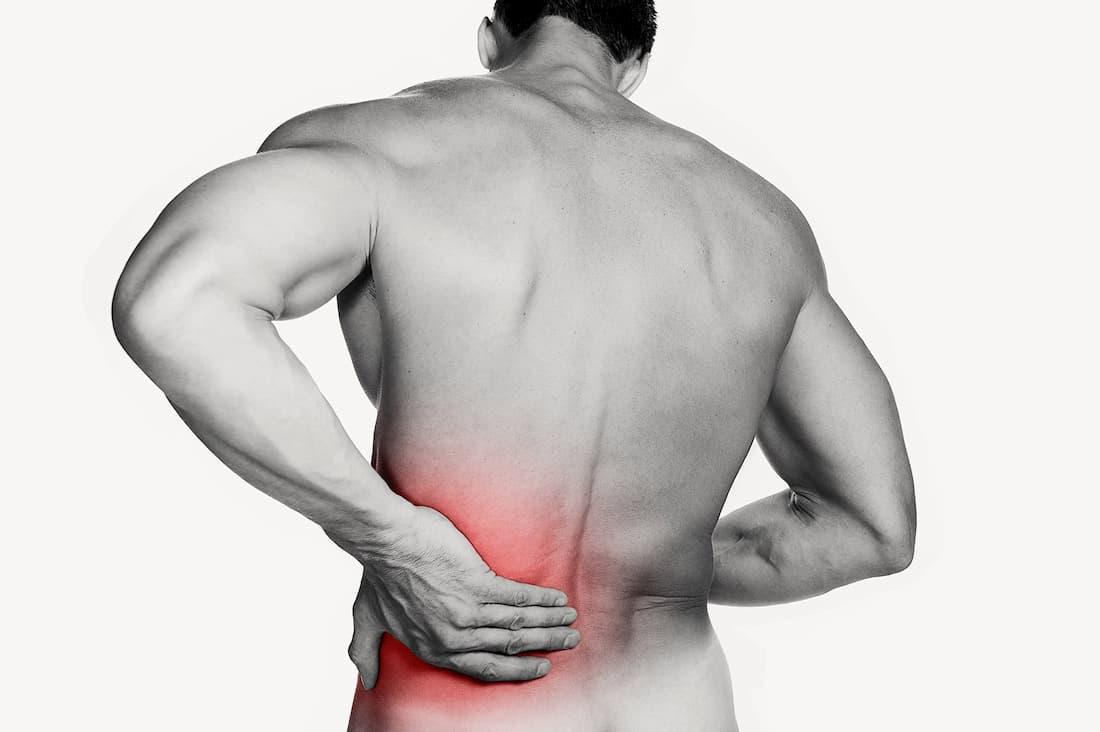 Forebyggende LFC-kompleks med krydret rygsmerter
