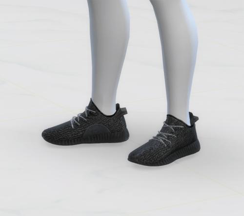 4 Content Sims Jordans Custom