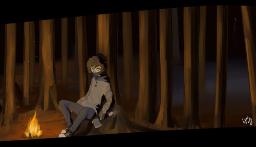 Creepypasta Woods And Liu Jeffrey