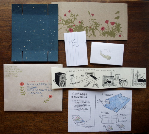 Mail Visual Outgoing Art