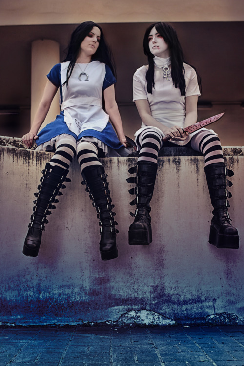 Cheshire Cat American Mcgees Alice Cosplay