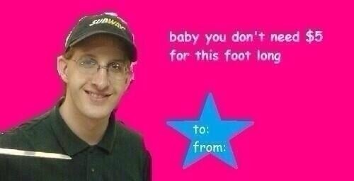 Funny Valentines Day Cards Friends Tumblr