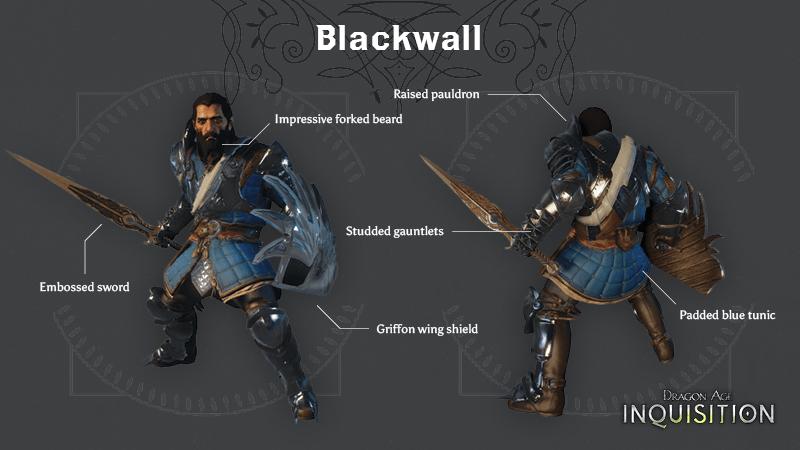 Grey Armor Mod Warden