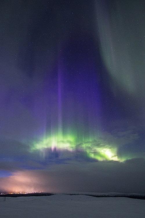 Nampa Northern Lights