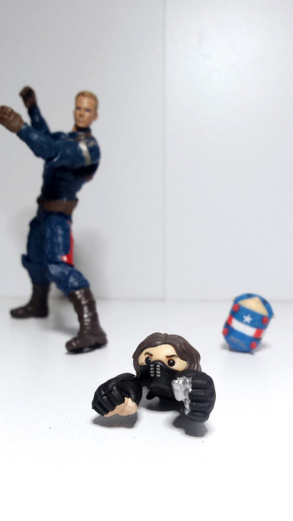 winter soldier | Tumblr