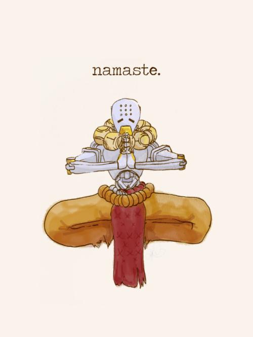 namaste   Tumblr