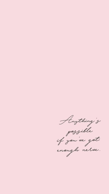 Pink Tumblr Backgrounds Quotes