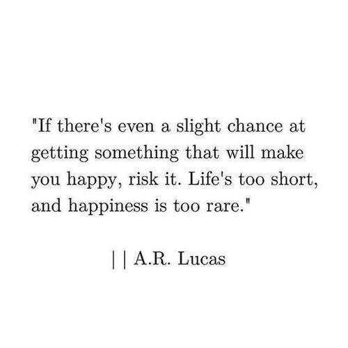 Short Life Quotes Tumblr