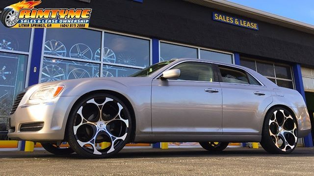 22 300 Inch Chrysler 2013 Rims
