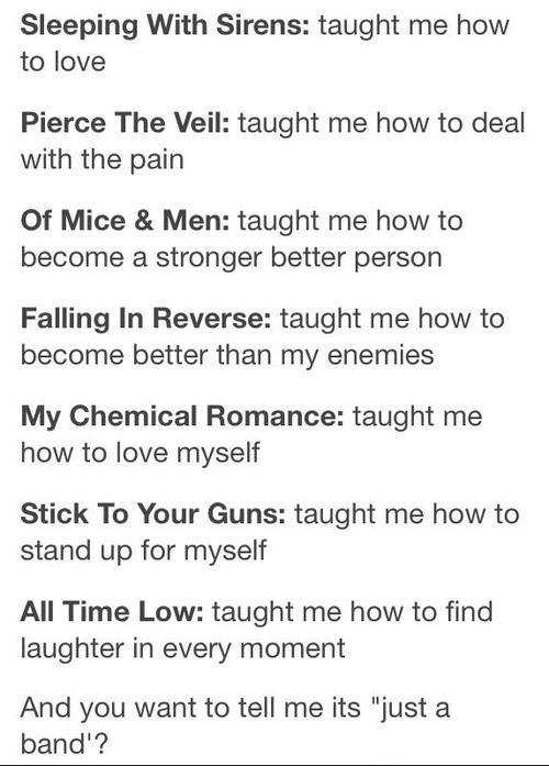 Guns Saying Stick Your