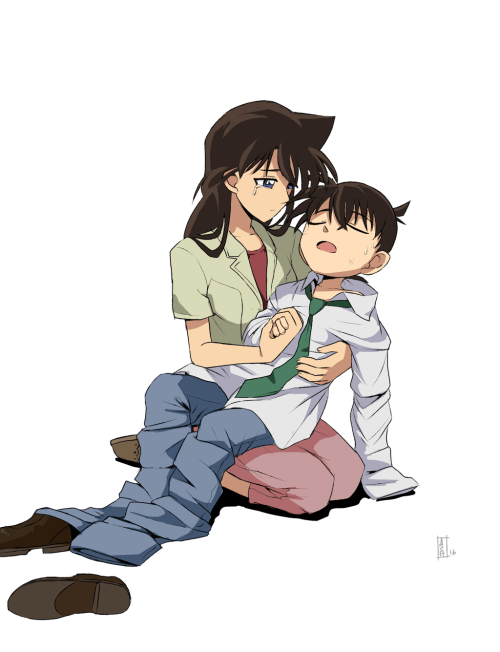 Detective Conan Hattori Heiji