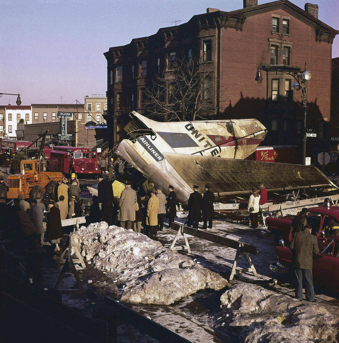 December 1960 Ave Brooklyn Sterling Pl 7th 8 17