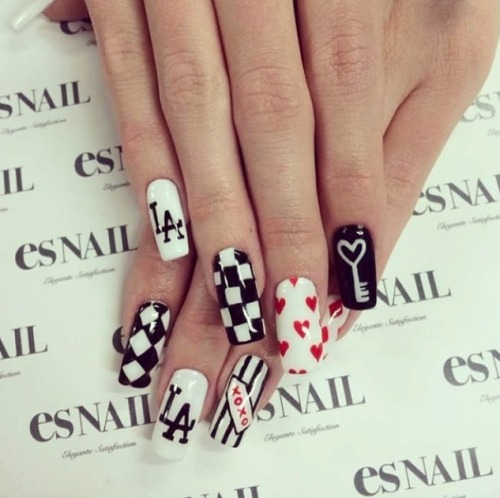 Kylie Jenner Nails Tumblr