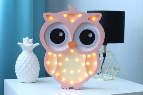 Owl Night Light Kirklands