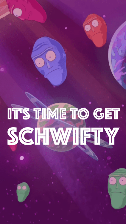 lockscreens rick and morty   Tumblr 6  rick and morty