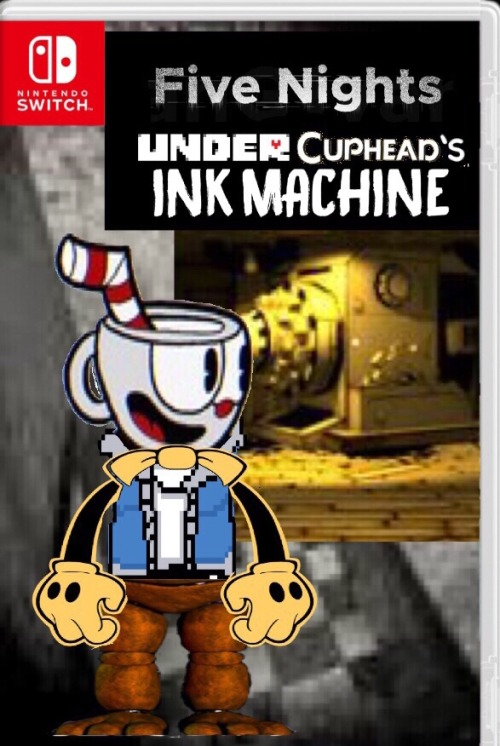 And Undertale Machine Bendy Ink