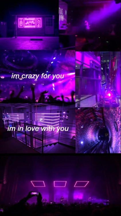 purple neon lights wallpaper   Tumblr 2  AESTHETIC PURPLE WALLPAPER