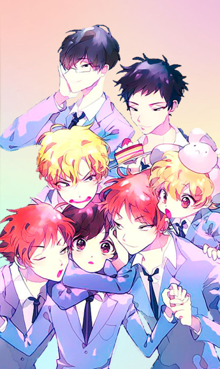 Mori Ouran High School Host Club