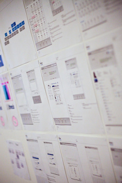 I        wireframes   The ultimate source of inspiration and collection     Pretty wireframes  by pollenizer