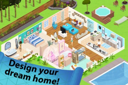 We re Cutting the Ribbon for Home Design Story  Home Design Story is the newest game available from our TeamLava games   Home Design is only available for iOS devices at this time