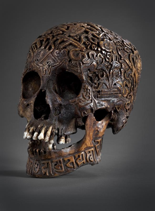 Science In A Can Tibetan Skulls Human Bones Are Regularly