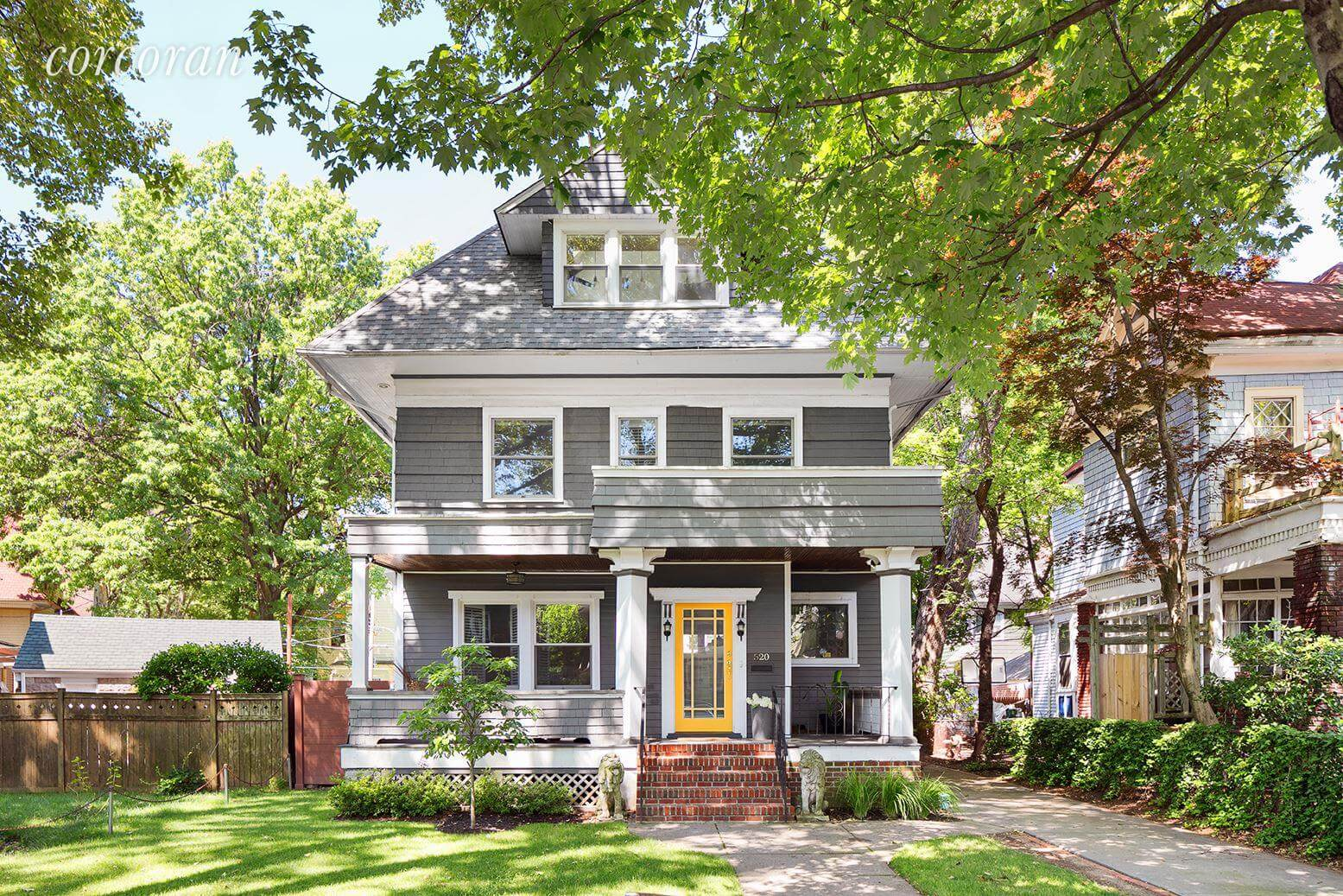 Brooklyn Homes For Sale In Ditmas Park At 520 Argyle Road