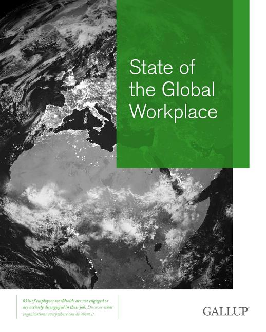 Buy State Of The Global Workplace By Gallup In Bulk Bulk