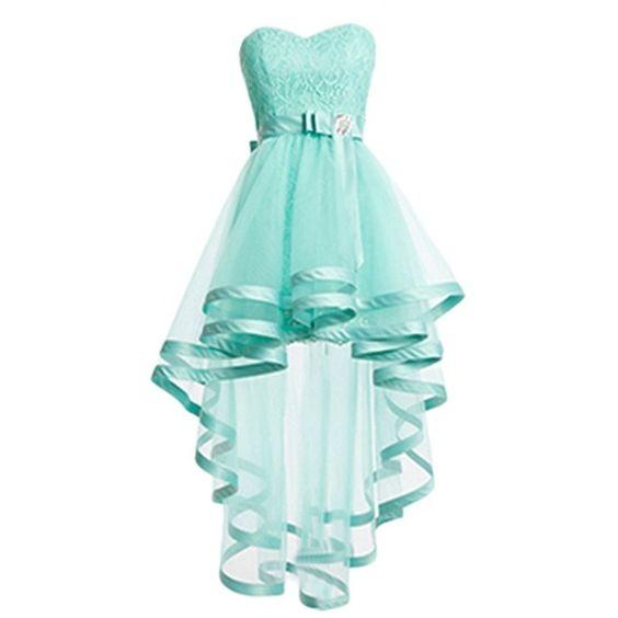 Dark Blue Quince Dresses