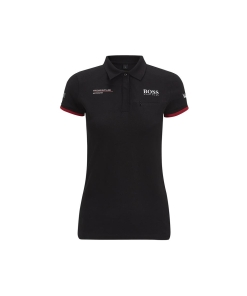 Porsche Motorsport Official - PORSCHE Poloshirt - Porsche Motorsport REPLICA WOMENS TEAM POLO