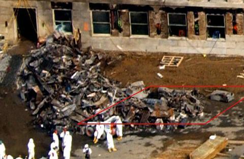 9 11 Research Pentagon Debris