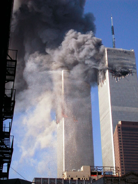 9 11 Research South Tower Fireballs