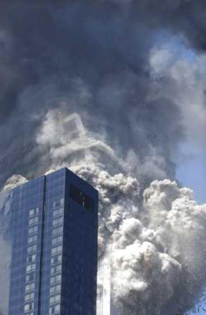 9 11 Research South Tower Collapse