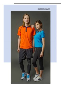 CRP 2200 — CROSSRUNNER VICTORIA POLO SHIRTS