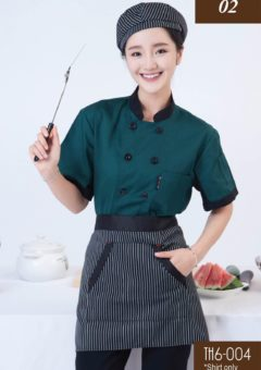 TH6-004 Chef Uniform