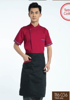TH6-036 Chef Uniform