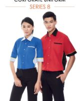 Corporate Uniform series 8