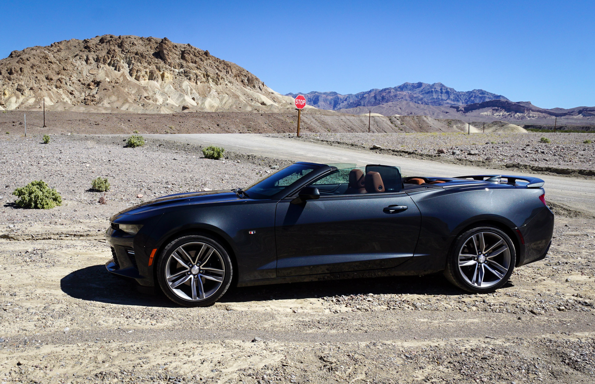 First Drive Review: 2016 Chevrolet Camaro SS Convertible ...