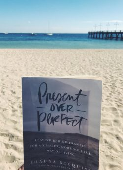 Online book club  Present Over Perfect 9     walking on water   98five     Book Club 9 Present Over Perfect Amanda Viviers 250x345 jpg