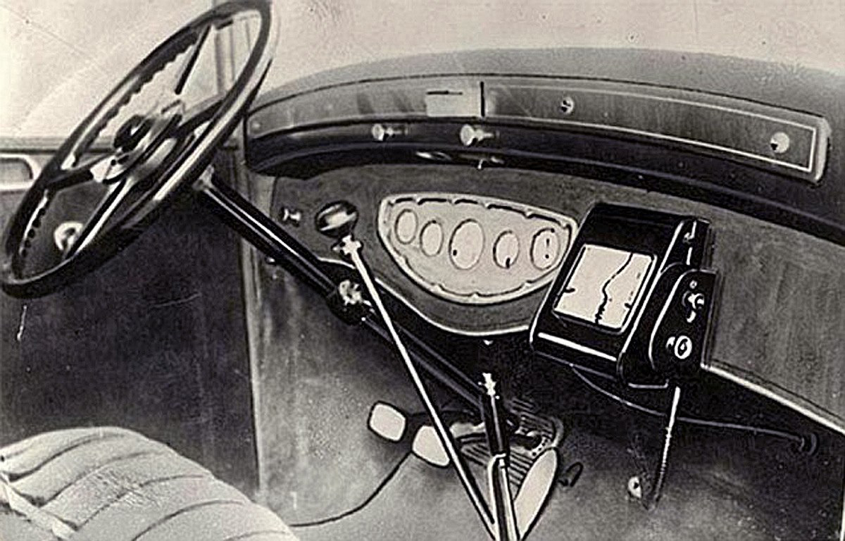 Analog GPS  Scrolling Wrist   Car Mounted Maps of the Roaring 20s     Analog GPS  Scrolling Wrist   Car Mounted Maps of the Roaring 20s   30s