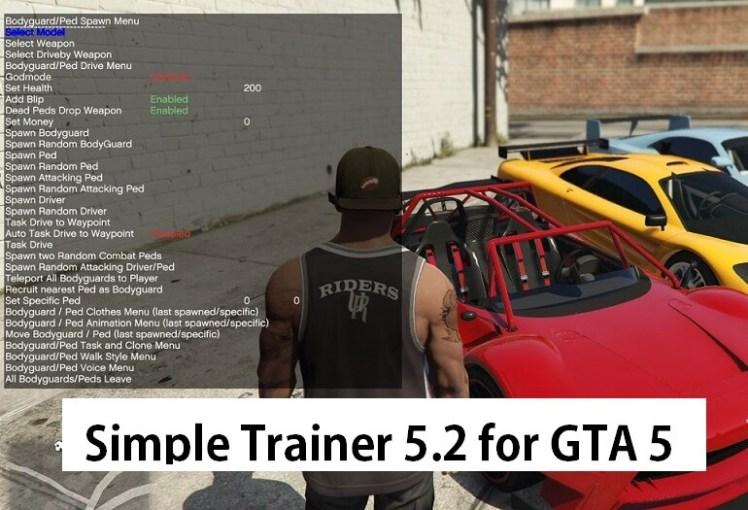 Gta V Pc Native Trainer idea gallery
