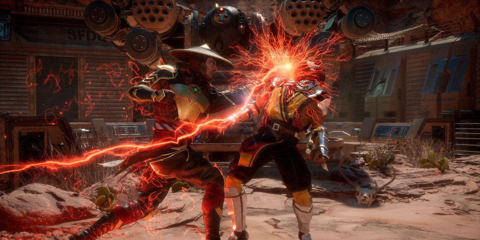 Mortal Kombat movie scheduled to start filming this year ...