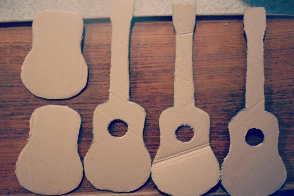 сделаем гитару