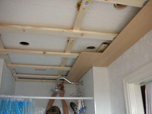 PVC төбелік панельдерін қалай түзетуге болады