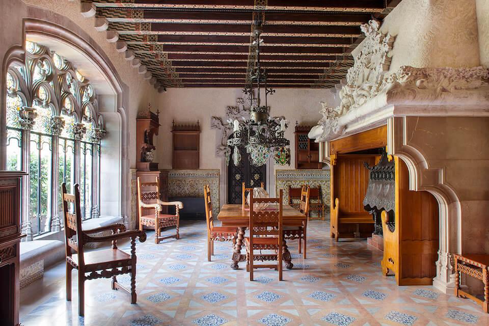 Amalie House, Barcelona
