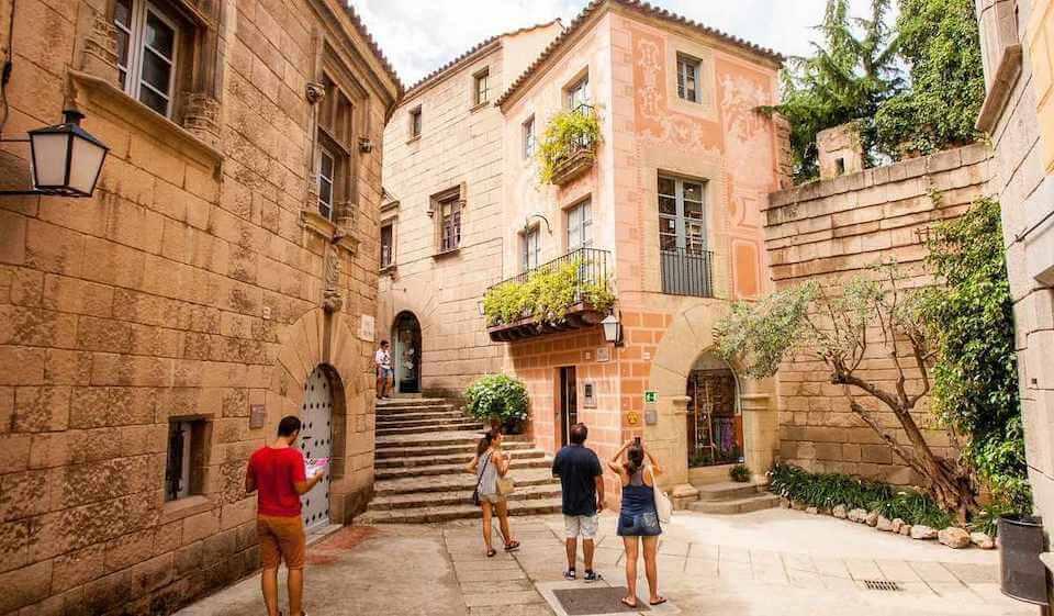 İspanyol Köyü, Barselona