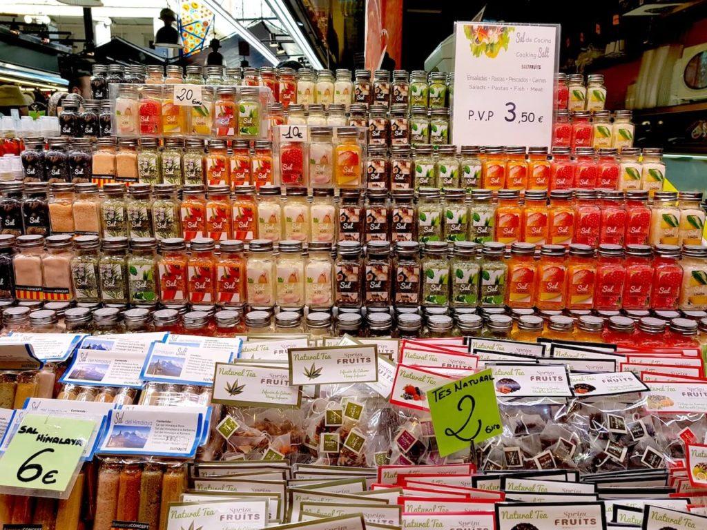 Beria piac, Barcelona