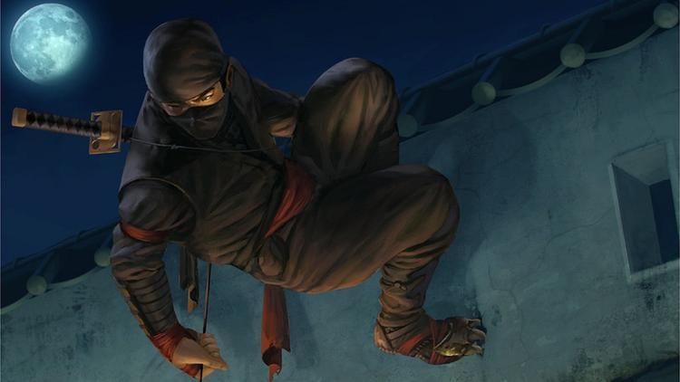 Parfois, Samouraï se transforma en Ninja